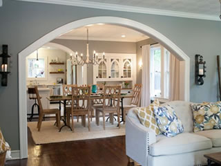 Welcome to Clark Woodworks where all of our custom door archways are made to our customers\u0027 exact specifications. & About Us - Clark Woodworks