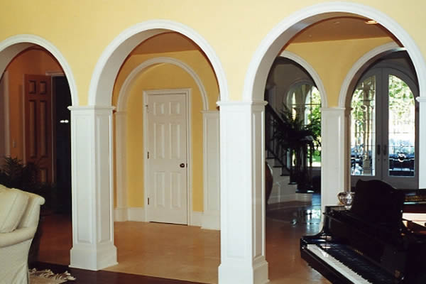 Custom Door Arches Archway Kits